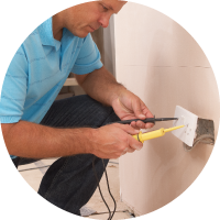 Whitechappell Property Maintenance electrical work