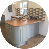 Whitechappell Property Maintenance kitchen refurbishment