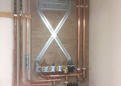 Boiler replacement by Whitechappell Property Maintenance
