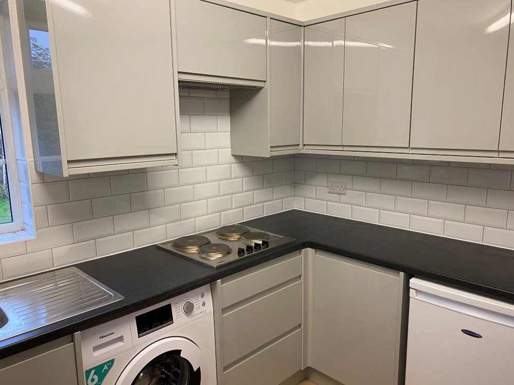 Kitchen refurbishment by Whitechappell Property Maintenance