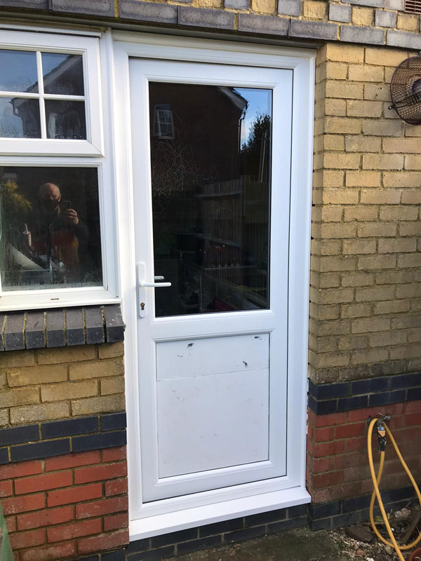 New UPVC windows & doors