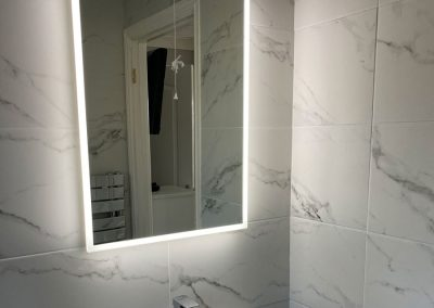Bathroom refurbishment by Whitechappell Property Maintenance
