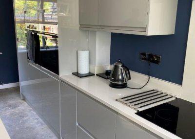 Kitchen refurbishment by Whitechappell Property Maintenance